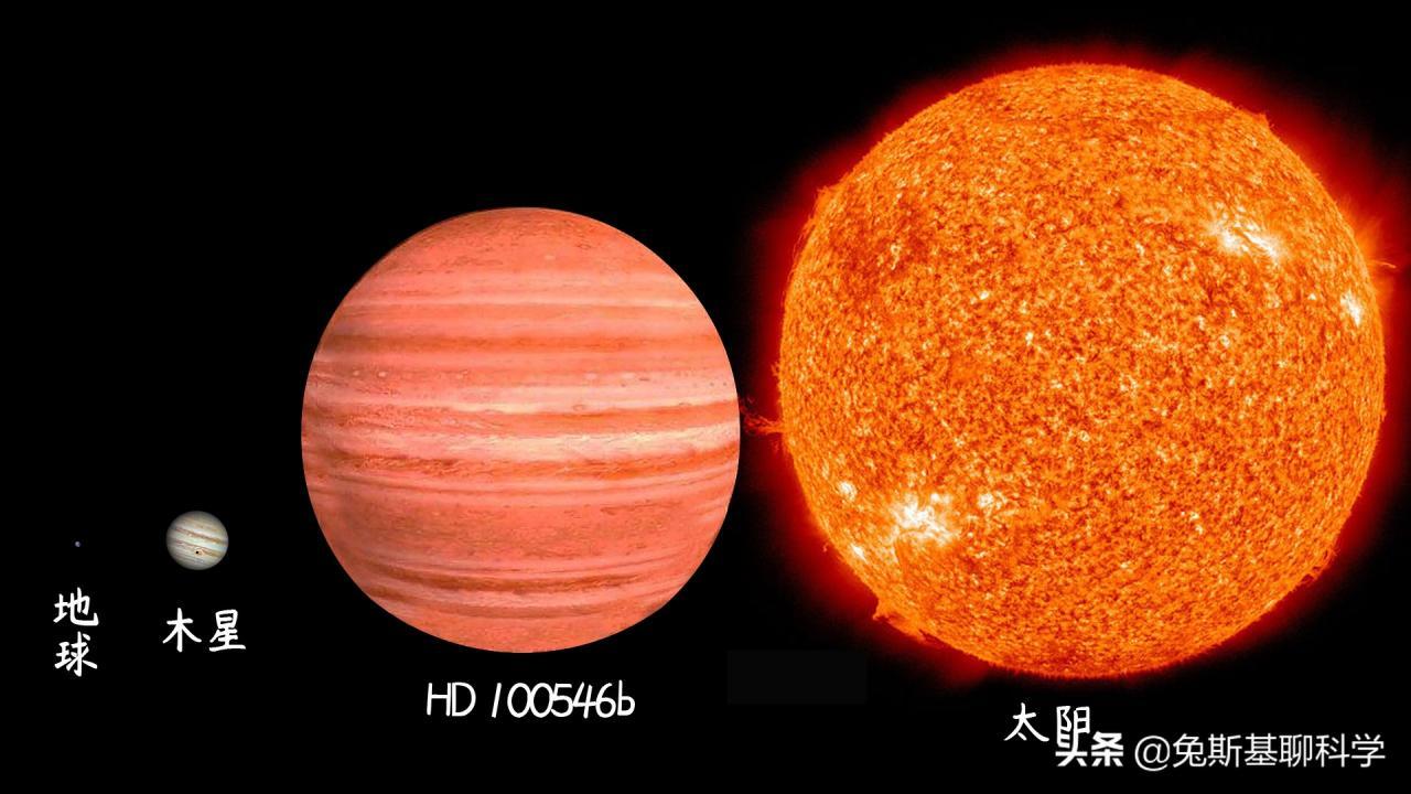 已知宇宙最大行星有多大?能装下45万个地球,科学家:它还在变大